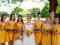 summer-bridal-party-brookfield-zoo