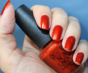 "OPI ""Deutsch You Want Me Baby"" Nail Polish"