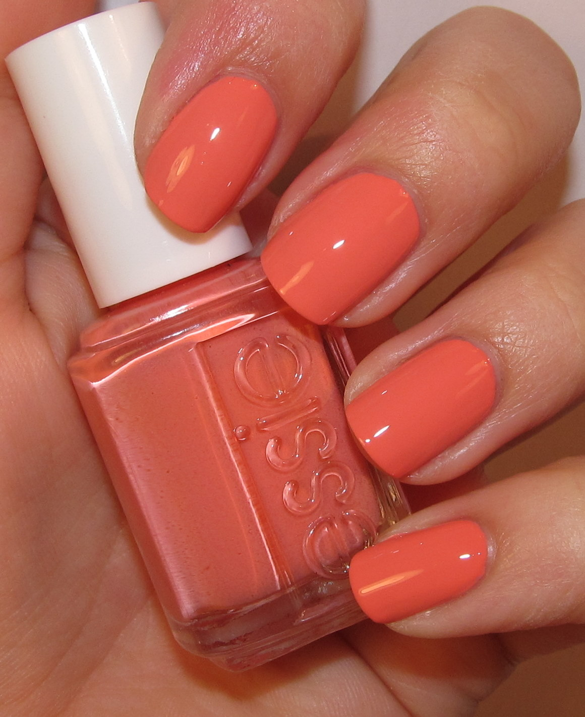 Style By Bravura\'s Favorite Oranges trending for Spring 2013 nails!