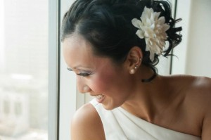 Chicago Bride Hair and Makeup Service