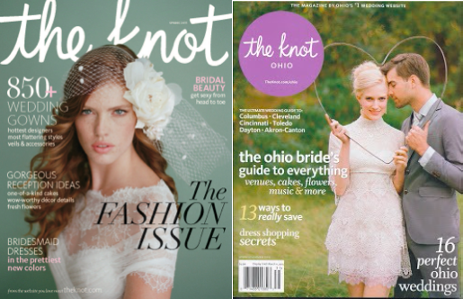 Knot Magazine Covers