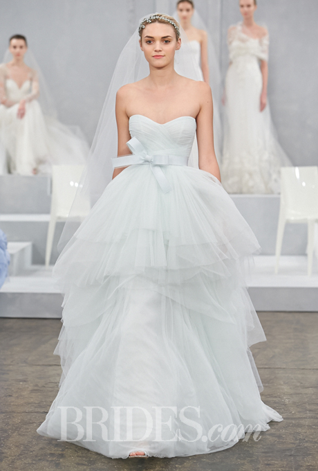 Top 5 Spring 2015 Wedding Gown Trends