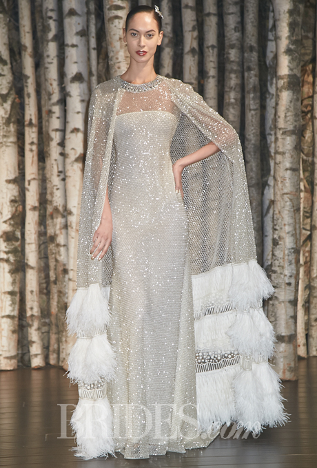 naeem khan wedding dresses spring 2015 014 bringing beauty to life
