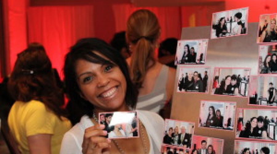 Wedding Fun: Moments On Magnets
